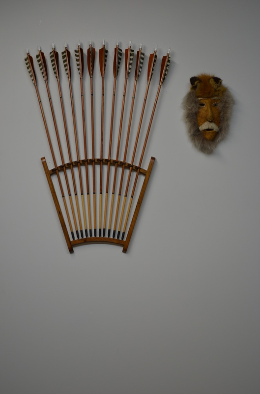 Archery Display Racks Mason Woodworking